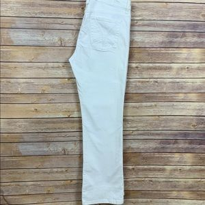 Kut from the Kloth White Jeans Flare